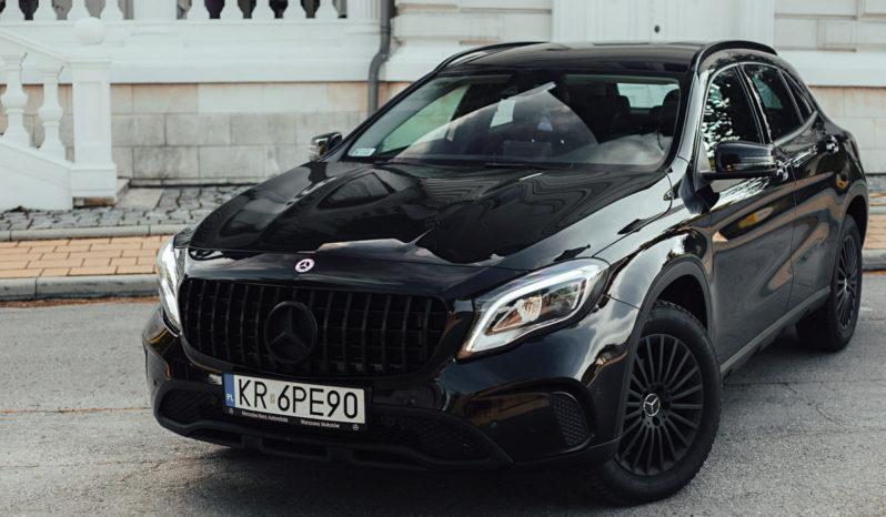 Mercedes GLA - luxurycars.com.pl