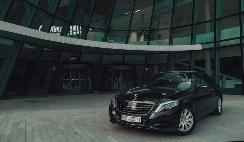 Mercedes S Klasa full