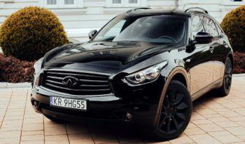 Infiniti QX70 - luxurycars.com.pl
