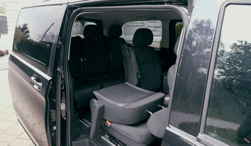 Mercedes VITO Tourer full