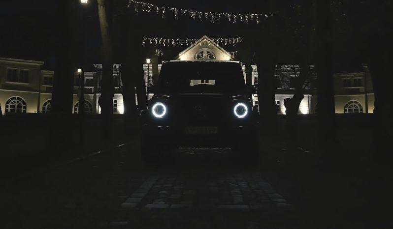 Mercedes G Klasa full