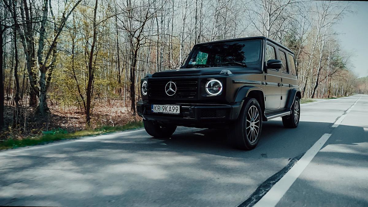 Mercedes G Klasa - luxurycars.com.pl