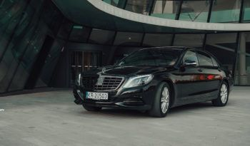 Mercedes S Klasa - luxurycars.com.pl